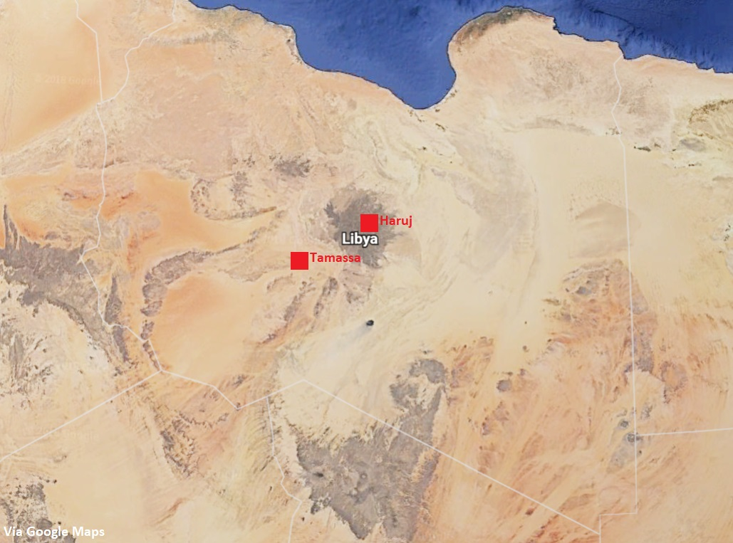 Libyan Air Force Is Planning To Strike ISIS And Al-Qaeda Positions In Central Libya