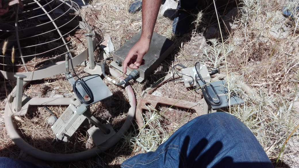 Lebanese Military Dismantles Israeli Spying System In Southern Lebanon (Photos)