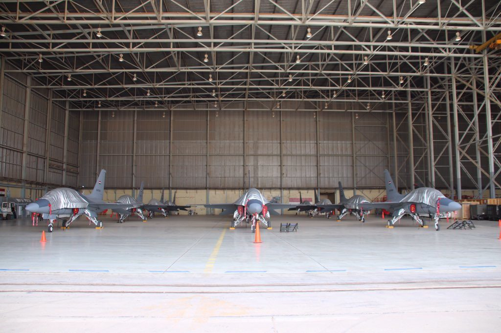 Iraq Receives Six T-50IQ Fighter Trainer Jets from South Korea (Photos, Video)