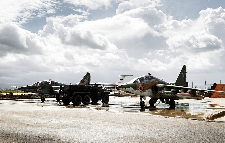 Defense Ministry Says 11 Aircraft Returned To Russia From Syria Over Past Week