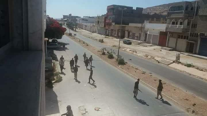 Libyan National Army Enters Sahal al-Sharqi District Of Derna (Photos, Map)
