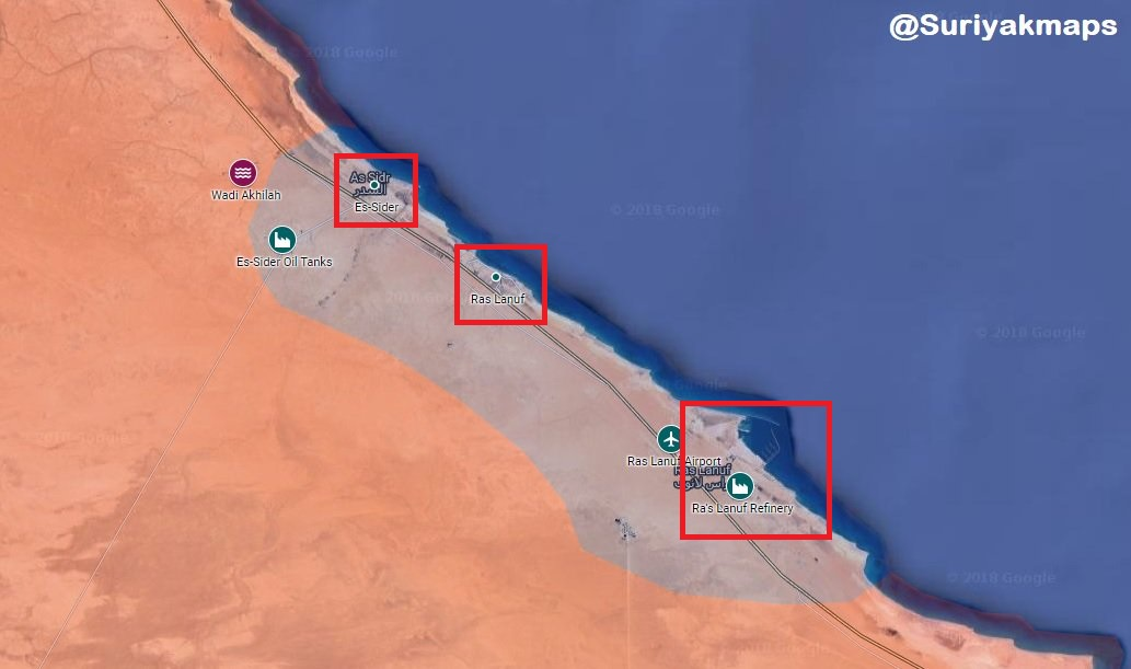 Libyan National Army Crushes PFG Militants, Recaptures Two Key Ports In Oil Crescent (Videos)