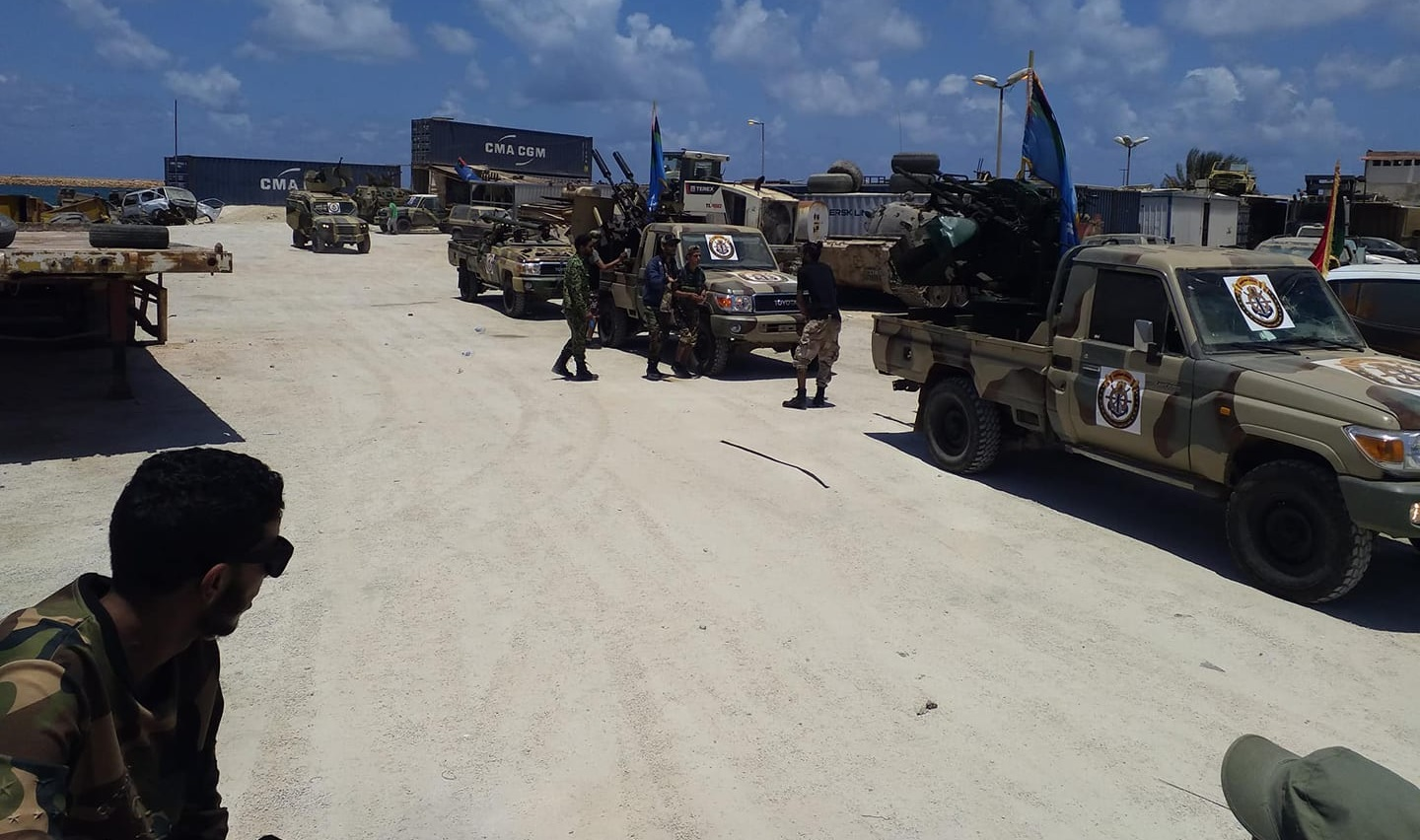 Libyan National Army Lunches Military Operation To Secure Oil Crescent (Photos)