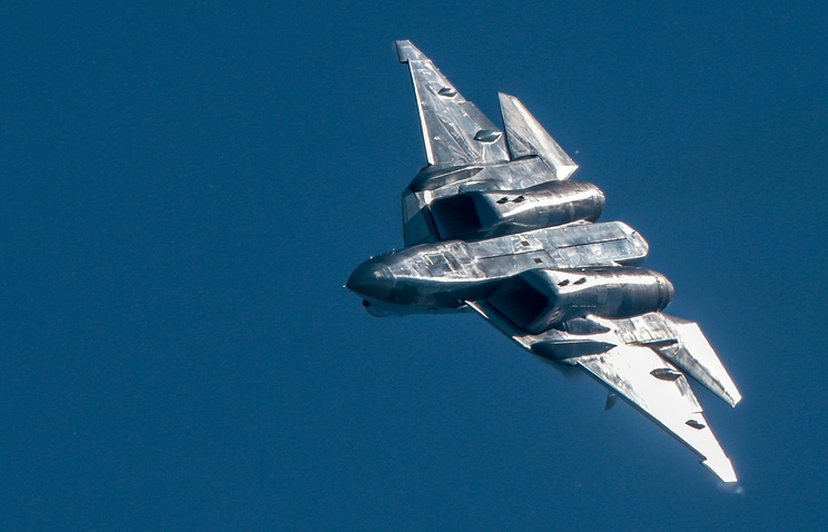 Russian Defense Ministry Contracts First Batch Of 12 Su-57 Fighter Jets