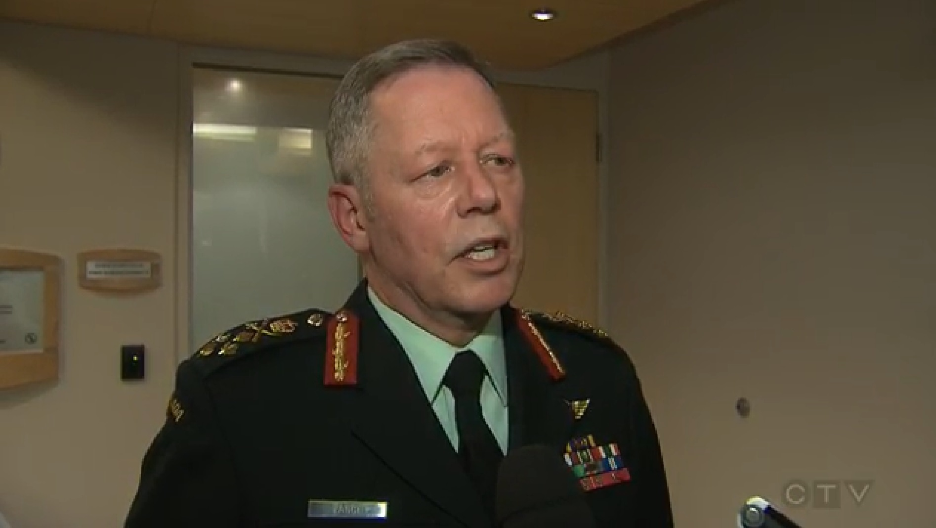 Canadian Troops No Longer Train Kurdish Peshmerga, Only Iraqi Government Forces