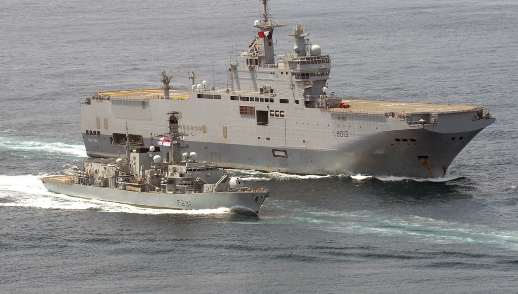 Russia Is Going To Start Building Helicopter Carriers After 2020