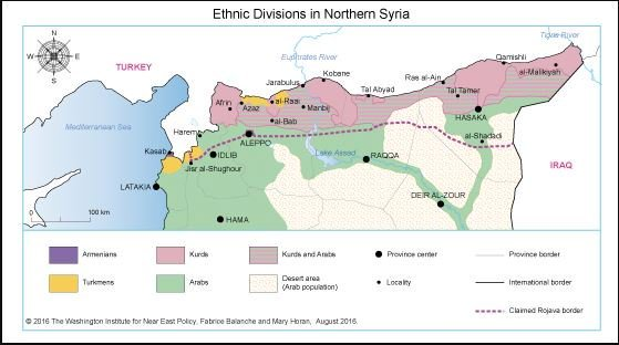 The Kurds Have Lost the Chance to Decide their Fate: Only Damascus Can Save Them