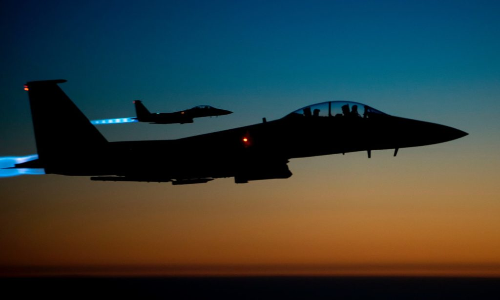 US-led Coalition Confirms 892 Civilians Were Killed In Its Operations In Syria, Iraq Since 2014