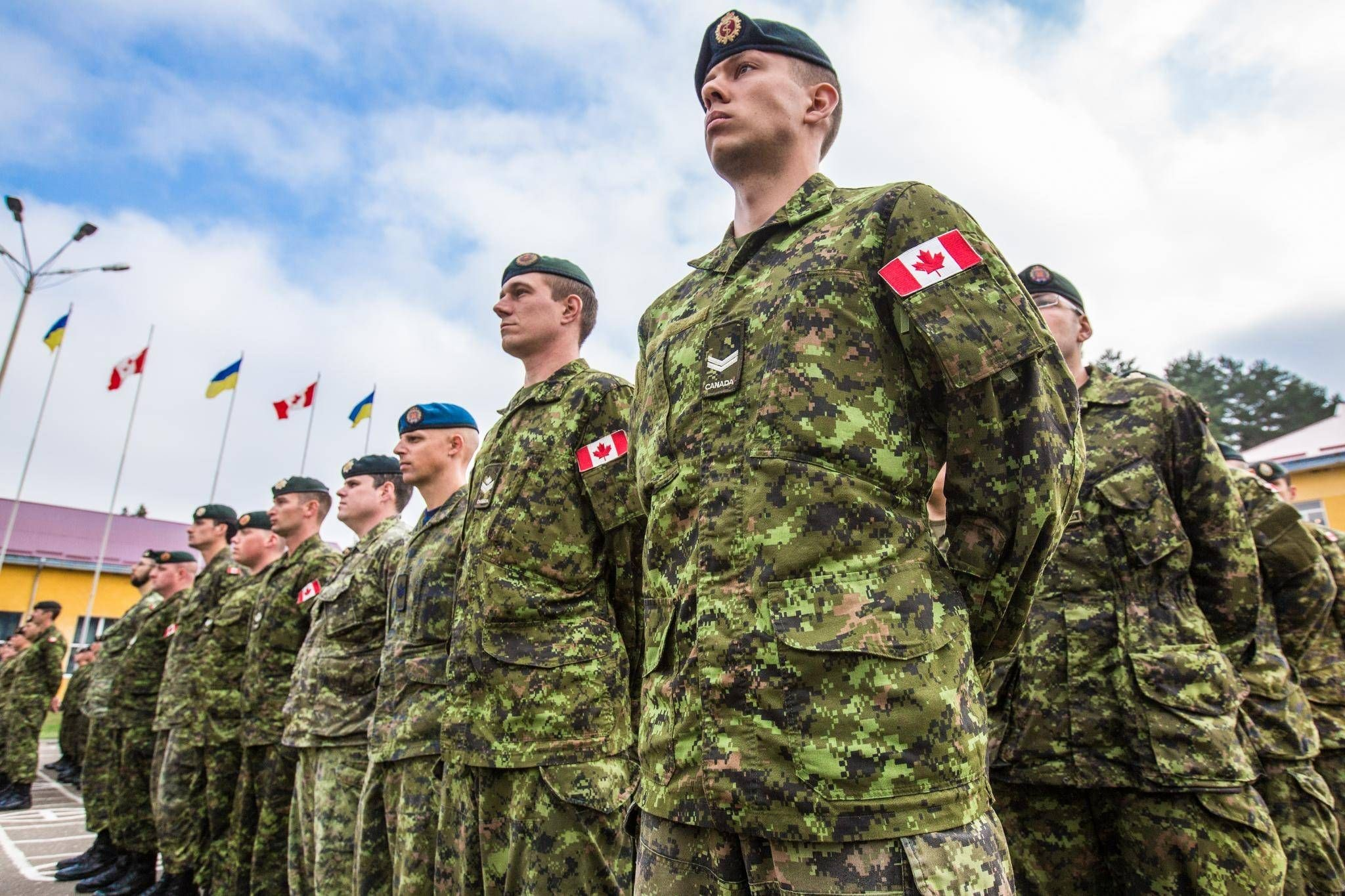ISIS Claimed Killing Of Canadian Service Members In Chad