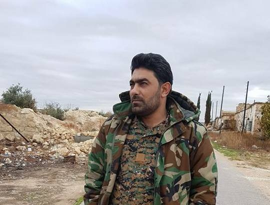 """Syrian Democratic Forces From New Force To """"Liberate"""" Idlib"""