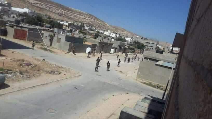 Libyan National Army Enters Sahal al-Sharqi District Of Derna (Photos, Map)