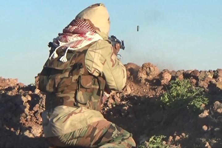 Gunmen Attack Syrian Army Checkpoint In Daraa