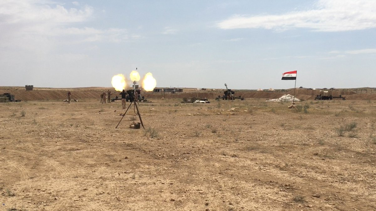 US-Backed Forces Capture Another Village From ISIS North Of Dashisha (Photos, Map)
