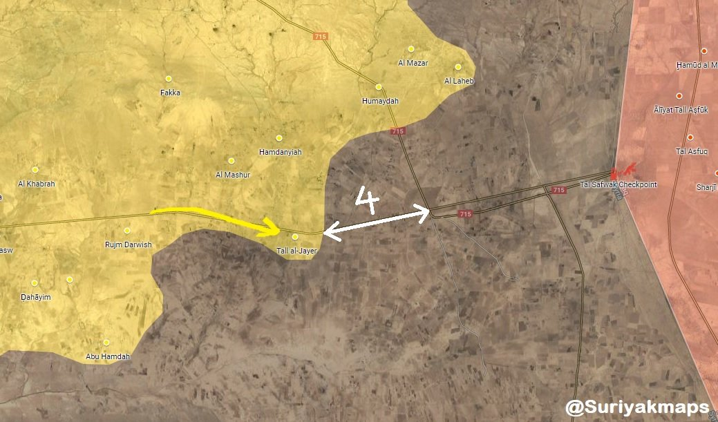Syrian Democratic Forces Capture Key Village West Of Dashisha (Map, Videos, Photos)