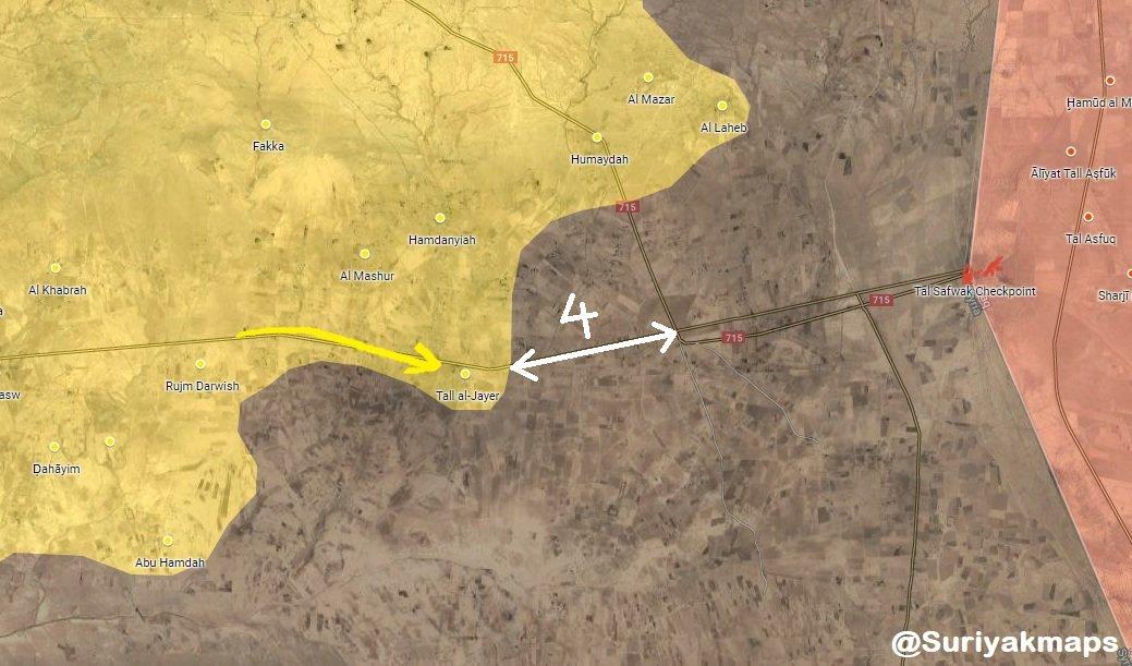 Syrian Democratic Forces Capture Key Village West Of Dashisha (Map, Videos, Photos)