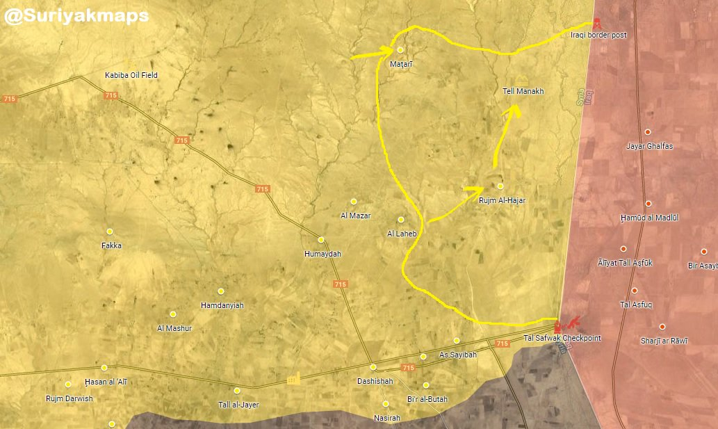Syrian Democratic Forces Eliminate ISIS In Southern al-Hasakah, Prepare To Launch New Attack In Deir Ezzor (Map)