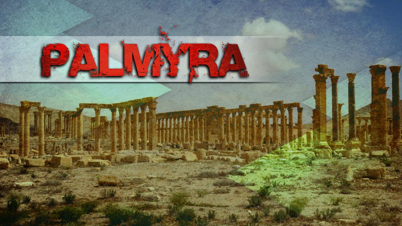 Syrian Army's Commandos Ambush Group Of ISIS Members East Of Palmyra