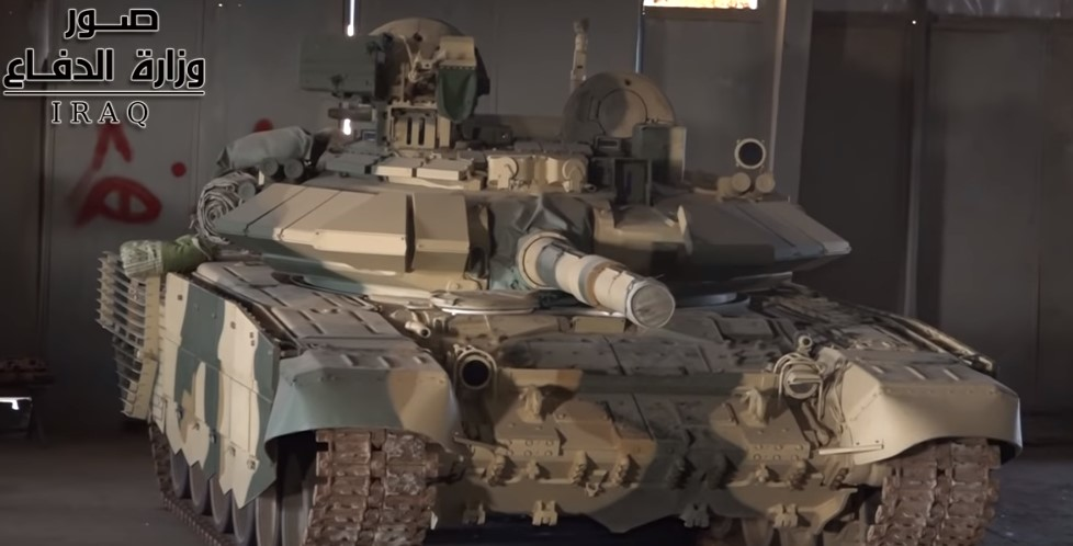 Iraq Rearms Its Military With Russian Battle Tanks Because Most Of US-supplied Arbrams Were Lost, Damaged Or Destroyed
