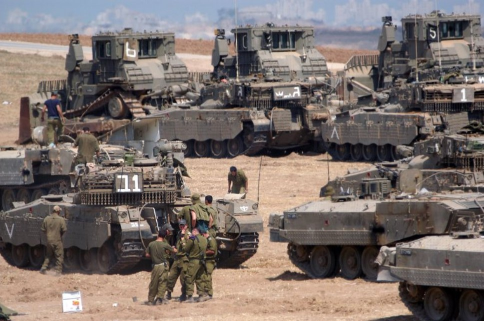 Israel Threatens Gaza Strip With Wide-Scale Military Operation