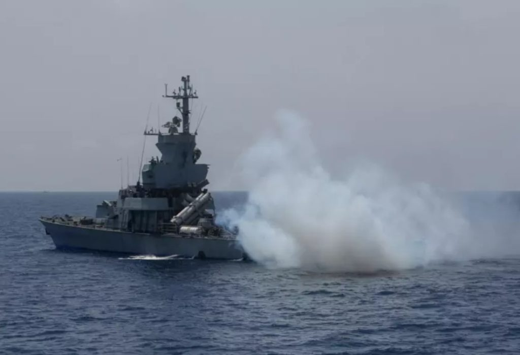 Israeli Navy, US 3rd Fleet To Participate In Joint Exercises As Netanyahu Seeks To Convince EU To Support Anti-Iranian Sanctions