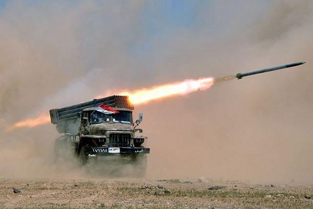 Following U.S. Threats, Syrian Army Shells Militants' Positions In Southwestern Syria
