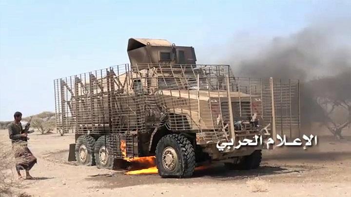 Houthis Clash With Saudi-led Coalition Forces Along Western Yemeni Coast