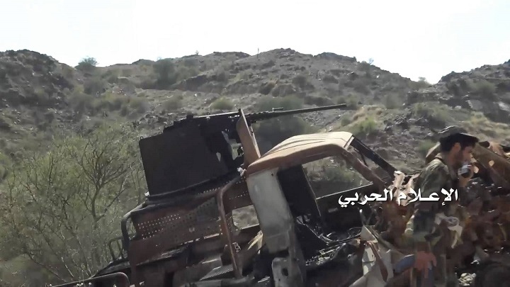 Houthis Repel Attack Of Saudi-led Coalition In Northern Yemen And Destroy Several Vehicles (Video)