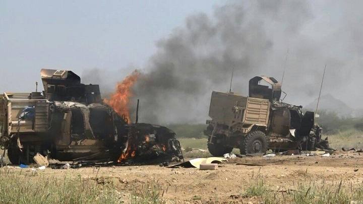 Houthis Destroy 13 Vehicles South Of Al-Hudaydah, Kill Four Emirati Soldiers