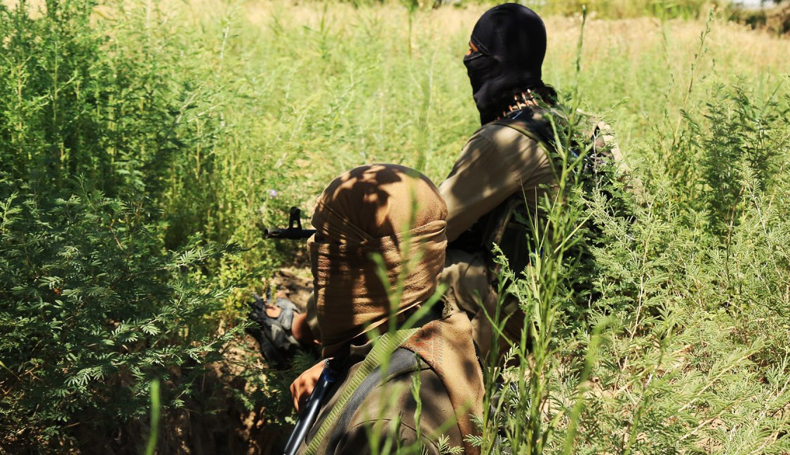 ISIS Cells Kill Several Kurdish Fighters In New Wave Of Attacks