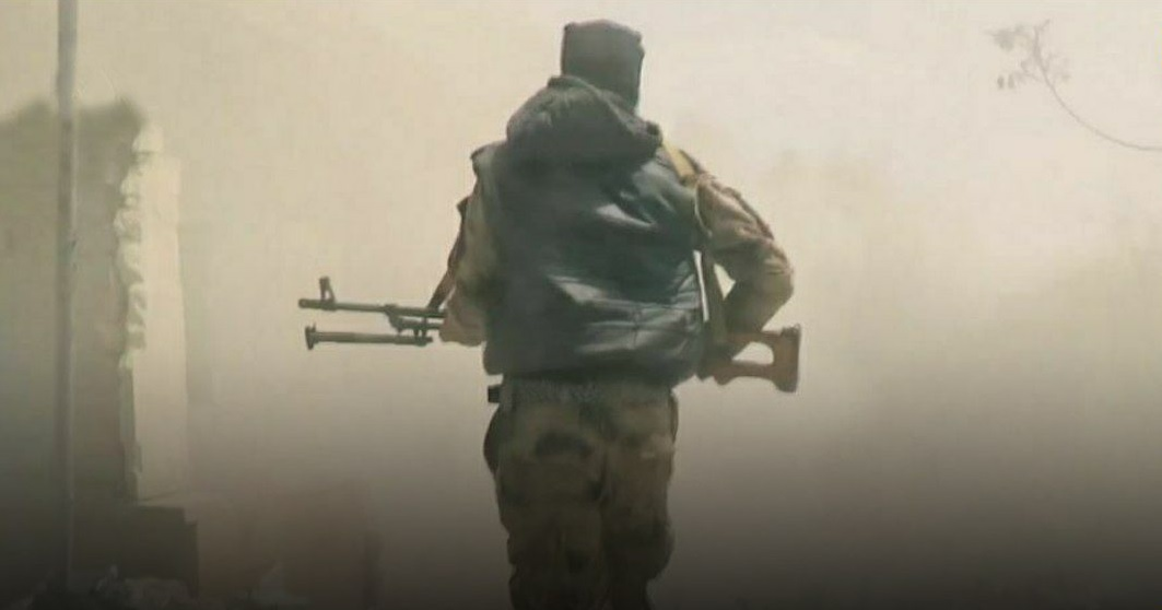 Four Free Syrian Army Commanders Run Away To Israel