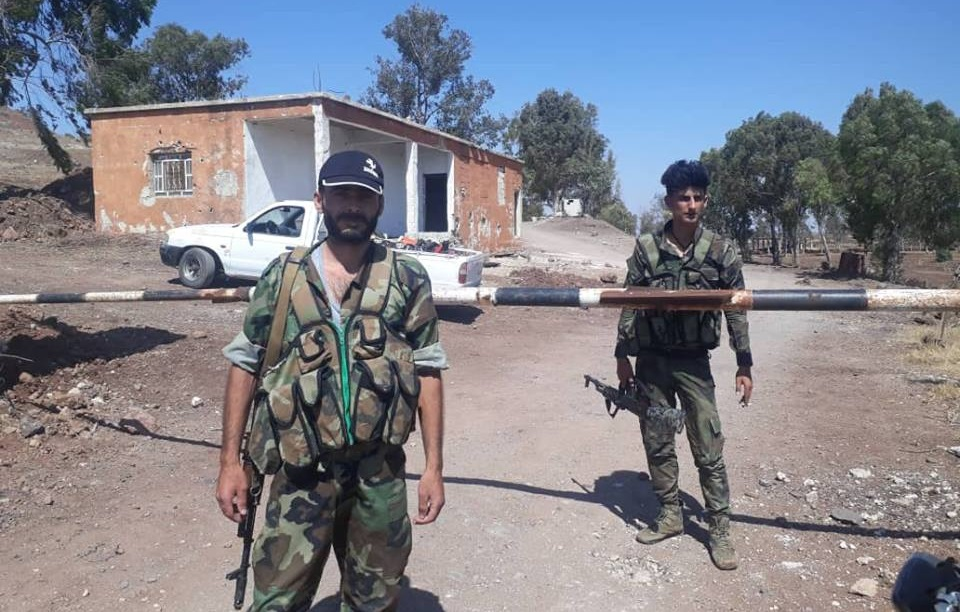 Syrian Millitary Enters Key Hills Around Nawa After Reconciliation Agreement