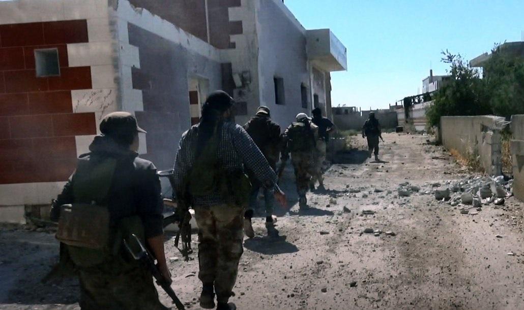 Al-Quneitra Militants Surrender And Accept Evacuation Agreement