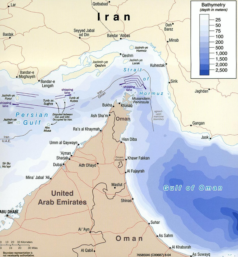 Iran Threatens To Close Strait Of Hormuz If Its Oil Sales Are Blocked