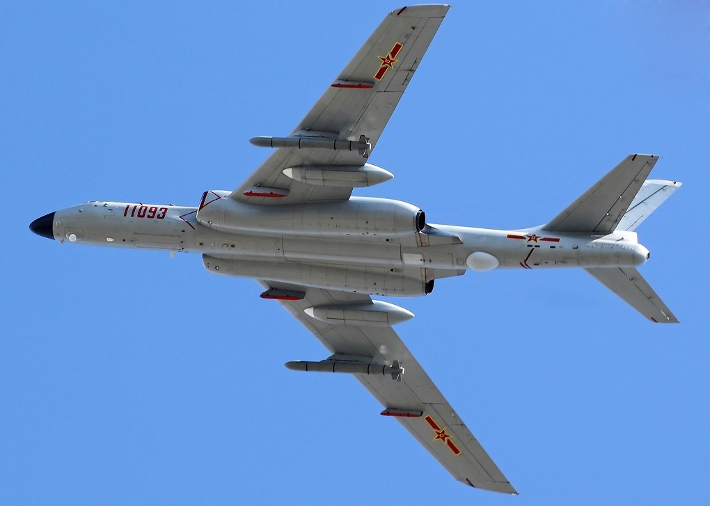 Chinese Strategic Bombers To Participate In Russia's International Army Games