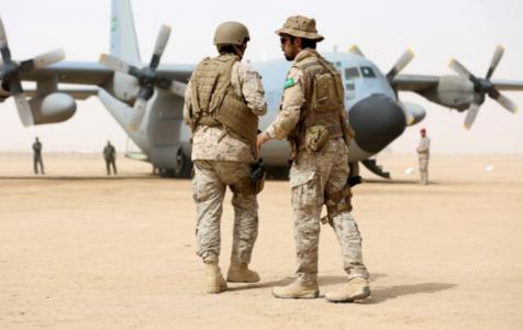 UK Firm Finalizing Large Deal To Modernize Saudi Military