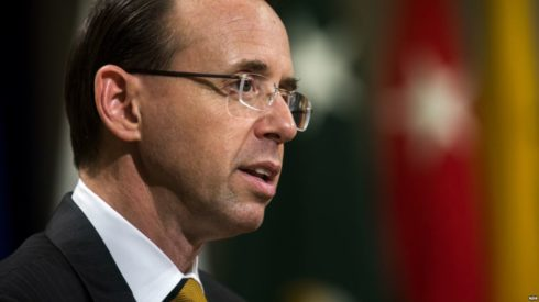 "Paul Craig Roberts: ""Trump Should Fire Rosenstein Immediately"""