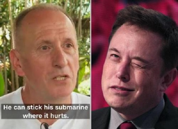 In Twitter Meltdown, Elon Musk Calls Thai Cave Diver A Pedophile