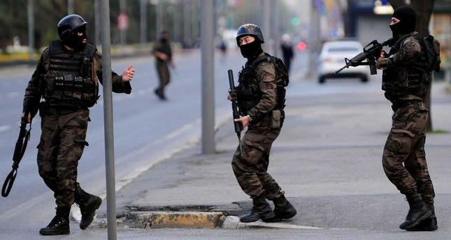 Turkish Security Forces Conduct 1,950 'Counter-Terrorism Raids' On July 9-16: Interior Ministry