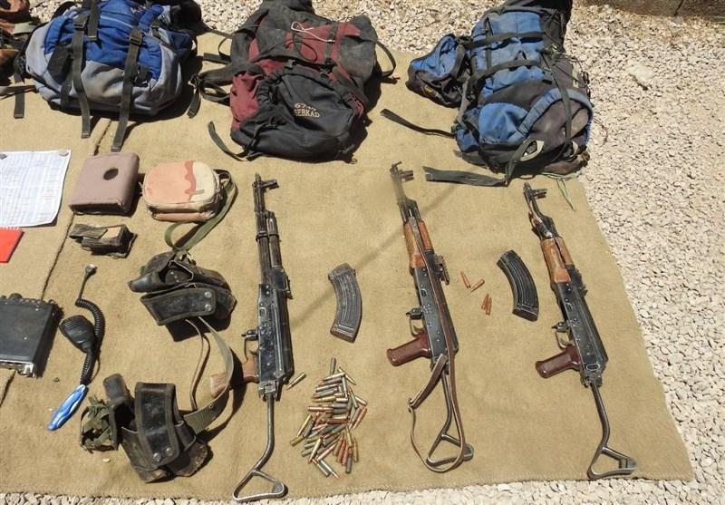 IRGC Kills Three Militants Near Iranian-Iraqi Border (Photos)