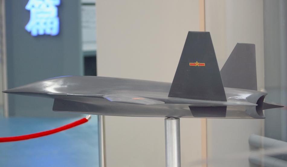 "China's ""Dark Sword"" Unmanned Combat Aerial Vehicle"
