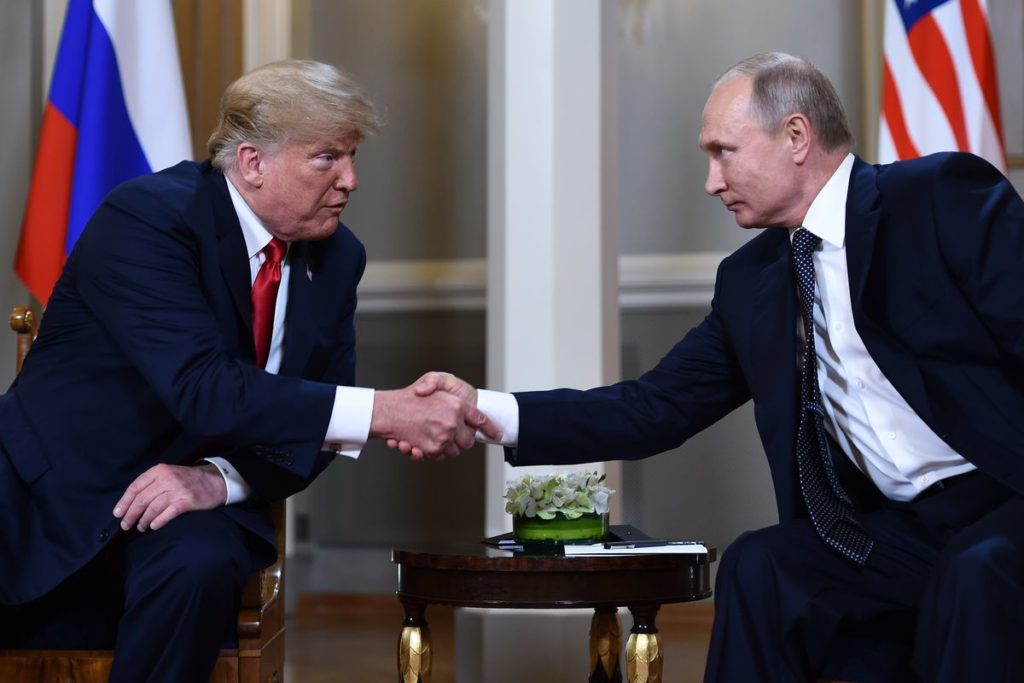 Syria, Iran, North Stream 2 And Other Points: Trump, Putin Speak At Joint Press Conference (Video)