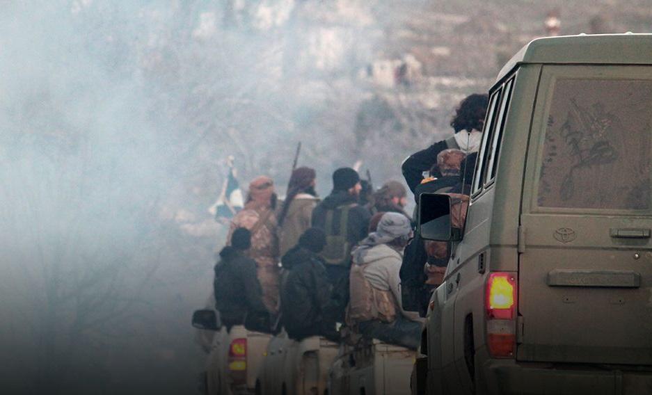 Western Daraa Militants Join Negotiations Following Russian Warning