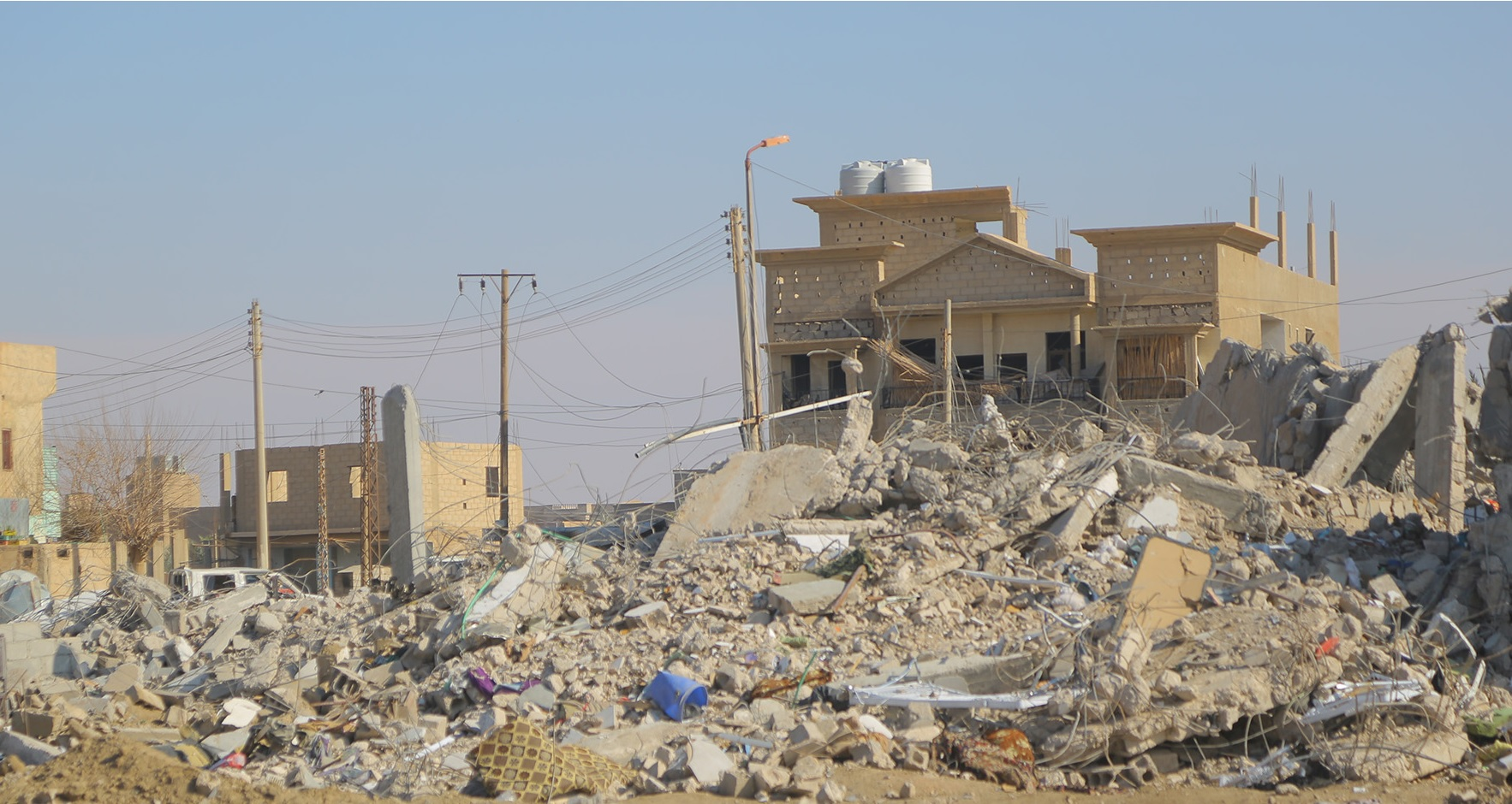 Over 50 Civilians Killed In Suspected U.S. airstrikes On Southeastern Deir Ezzor