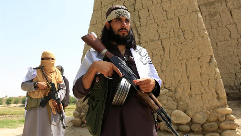 The Taliban Take Kabul