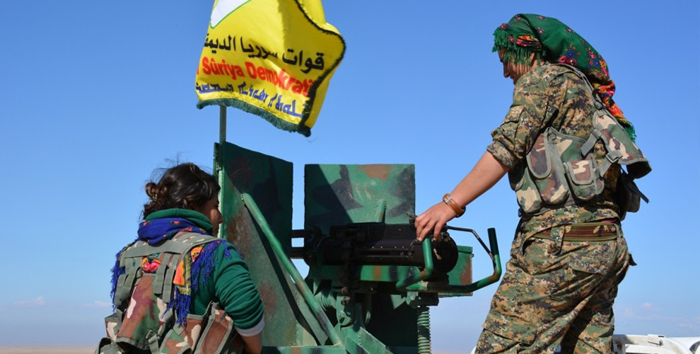 US-backed Forces Resume Efforts To Capture Syria's Hajin From ISIS