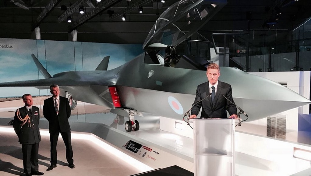 UK Vows To Take Leading Role In Sixth-Generation Fighter Jets Production