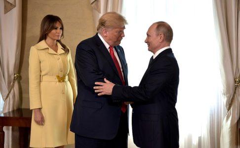 """Patrick Buchanan: """"Trump Calls Off Cold War II"""""""