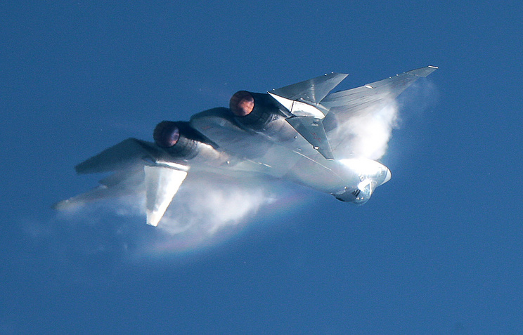 Russia's Su-57 Plane Tests Onboard Systems For 6th-Generation Fighter Jet - Source