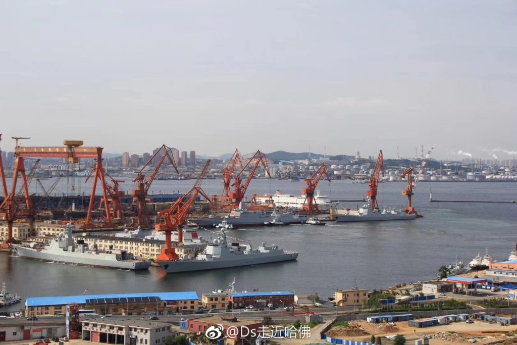 Chinese Naval Expansion Hits High Gear: China's Navy Acquires 15 Warships in 7 Months