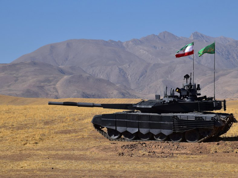 Iran Plans To Overhaul, Manufacture Up To 800 Battle Tanks: Defense Ministry